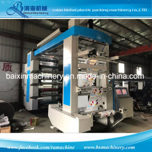 8 Colors Plastic Bag Flexo Printing Machine Chamber Doctor Blade pictures & photos