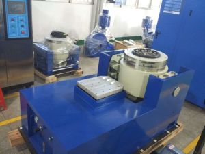 Vertical and Horizontal Table High Frequency Vibration Testing Machinery/Shaker Testing Device pictures & photos
