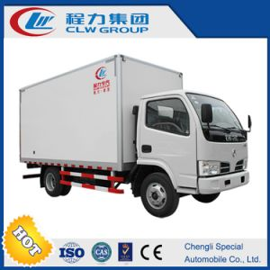 Dongfeng 3 Tons Foods Transport Refrigerator Truck for Sale pictures & photos