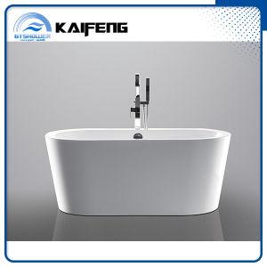 Ellipse Shape Freestanding Bathtub (KF-715K) pictures & photos