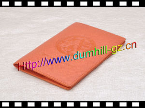 PU Leather Passport Holder Cover pictures & photos