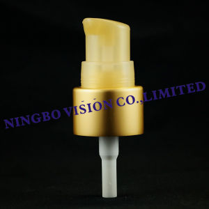 20-410 24/410gold Aluminium Coating of Cream Pump pictures & photos