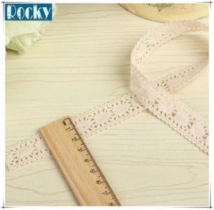 Wedding Crafts Decoration Cotton Lace Trim Lace pictures & photos