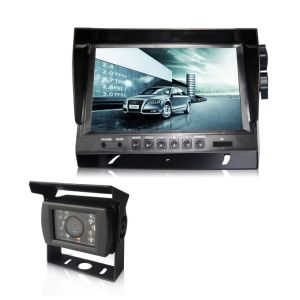 9-Inch Quad TFT LCD Bus display Monitor for Variety Large Vehicle Super Resolution pictures & photos