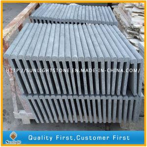 Flamed G654 Padang Dark Grey Granite Tiles for Floor/Stair pictures & photos