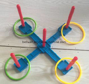 Plastic Toss Ring Game Set for Kids pictures & photos