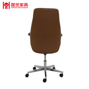 Luxury High Grade Leather Office Chair Manufacturer Swivel Computer Chair pictures & photos