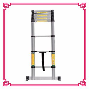 Industrial Bamboo Telescoping Ladder pictures & photos