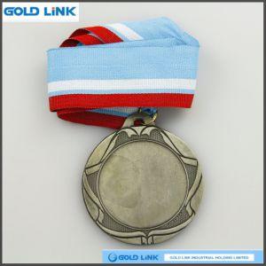 High Quality Antique Silver Medal Custom Metal Medals Souvenir Coins pictures & photos