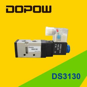 Ds Series 5 Port Pneumatic Solenoid Valve pictures & photos