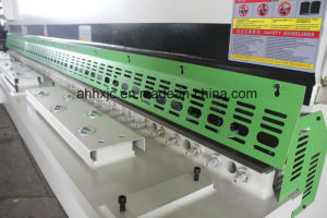 Nc Hydraulic Shearing Machine for Metal Making pictures & photos