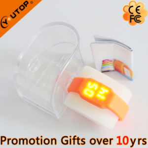 Silent Alarm Clock Smart Sports Bracelet for Sports (YT-WSD-01) pictures & photos
