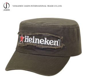 Military Cap Fidel Cap Military Baseball Cap Cotton Military Cap Washed Fidel Cap Fashion Cap Leisure Cap pictures & photos