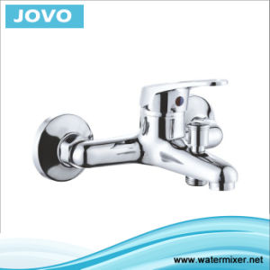 Zinc Handle Single Handle Bathtub Mixer&Faucet Jv73902 pictures & photos