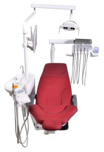 Unique Densign Smooth Surface Extremely Durable Luxury Dental Chair (KJ-918) pictures & photos