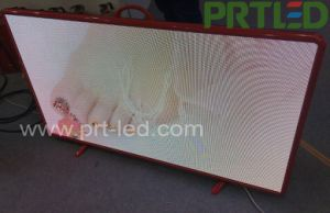 All in One Full Color LED Digital Signage for Fold-out Stand/Wall-Mounting pictures & photos