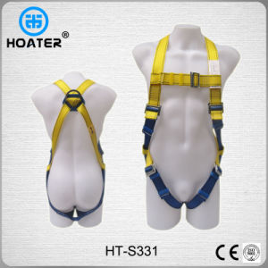 2017 New Product Fall Protection Safety Full Body Harness pictures & photos