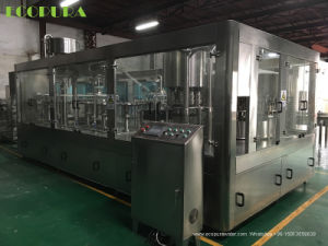 0.33L-1.5L Juice Beverage Filling Bottling Machine (3-in-1 RHSG32-32-12) pictures & photos