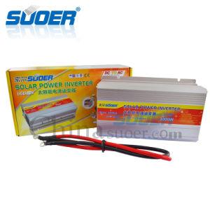 Suoer 12V 220V 3000W DC AC Inverter (SUA-3000A) pictures & photos