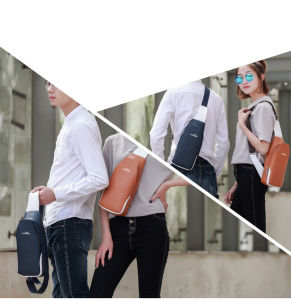 Chest Package, Single Shoulder Bag, Leisure Riding Bag, Men′s Shoulder Bag, Men′s Backpack pictures & photos