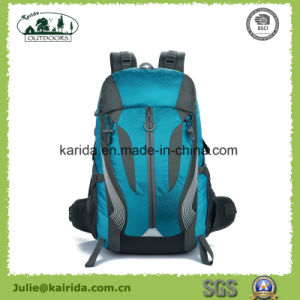 Five Colors Polyester Nylon-Bag Hiking Backpack D406 pictures & photos
