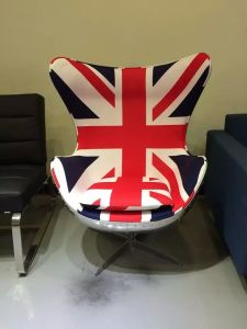 Modern Egg Chair with Good Quality Fabric for Home Furniture and Office Chair pictures & photos