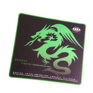 Custom Full Color Printing Overlocking Edge Gaming Mouse Pad pictures & photos
