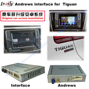 Tiguan Multimedia Interface on Andorid pictures & photos