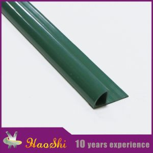 Durable Round Close Type PVC Floor Edging Transition Strips (HSRO-280) pictures & photos