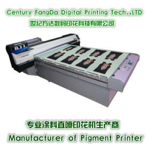 Digital Ink-Jet Printer for Textile Printing pictures & photos