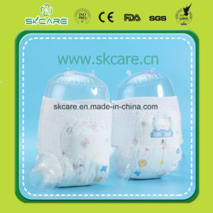Economic Cute Disposable Baby Pull up Pants Diapers for Wholesale pictures & photos