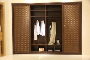 Bedroom Wardrobe Closet/Bedroon Furniture Yb16017 pictures & photos