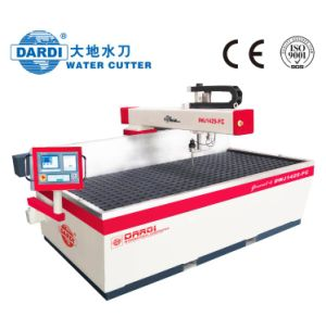 3-Axis Water Jet Cutting Machine, Stone Cutting Machine pictures & photos