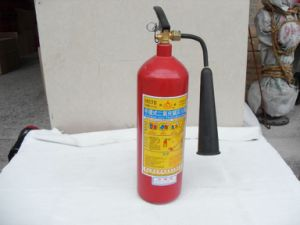2kg CO2 Fire Extingusher with Ce Certification pictures & photos