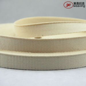 20mm Beautiful Woven Cotton Herringbone Webbing pictures & photos