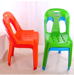 2017 Durable and Comfortable Plastic Sidechair for Wholesale pictures & photos