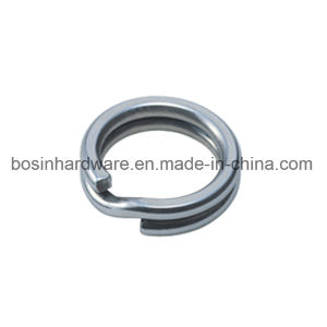 8mm Stainless Steel Wire Fishing Split Ring pictures & photos