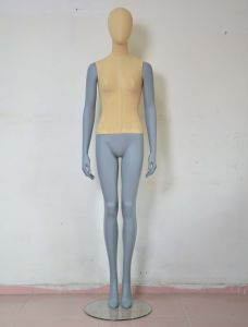 Top Grade Female Mannequins with Linen Wrapped pictures & photos
