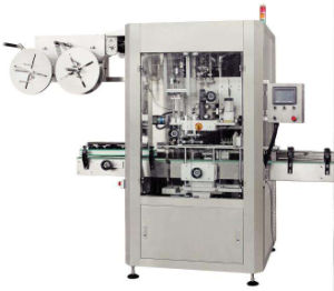 PVC Shrinkable Sleeve Labeling Equipment Machine pictures & photos