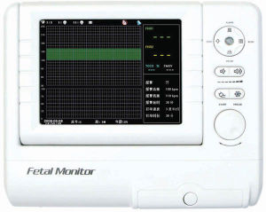 Pdj-800g Fetal Monitor/Fetal Heart Rate Test pictures & photos