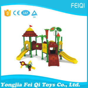 New Plastic Kid Outdoor Playground Forest Tree House Series pictures & photos