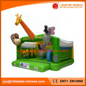 Cheap Inflated Toy/Jungle Inflatable Bouncer (T1-110) pictures & photos