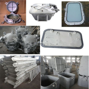 Marine Outfitting Equipment (door, window, ladder, hatch cover)