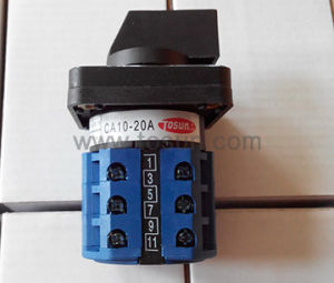 Ca10 Universal Changeover Switch with Ce Certificate pictures & photos