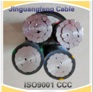 Aluminum Alloy Cable XLPE Insulation Sta pictures & photos