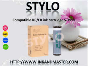 RP/Fr Ink for Use in Riso Duplicator pictures & photos