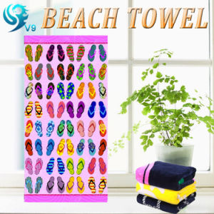 Factory Directly Printed Beach Towel pictures & photos
