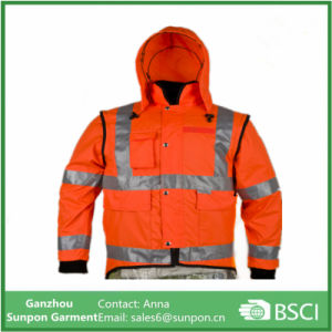 New Design High Visibility Safety Reflecting Jacket for Traffic pictures & photos