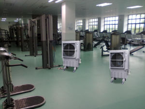 Eco-Friendly Water Air Cooler Movable Evaporative Air Conditioner pictures & photos