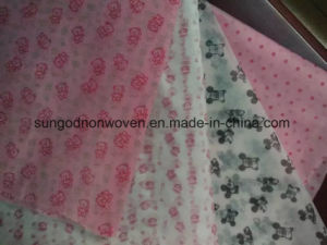 Laminated Printing Non-Woven Fabric for Shopping Bag pictures & photos